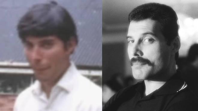 Freddie Mercury in 1964