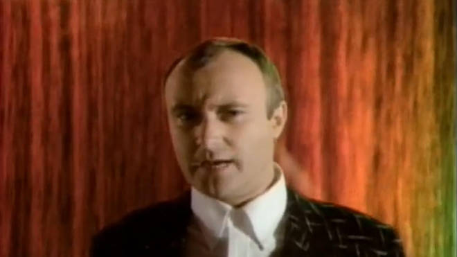 Phil Collins - Against All Odds video