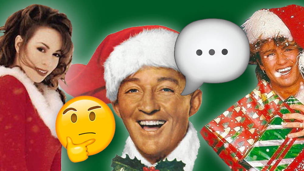 QUIZ: Can you finish the lyrics to these Christmas hits?