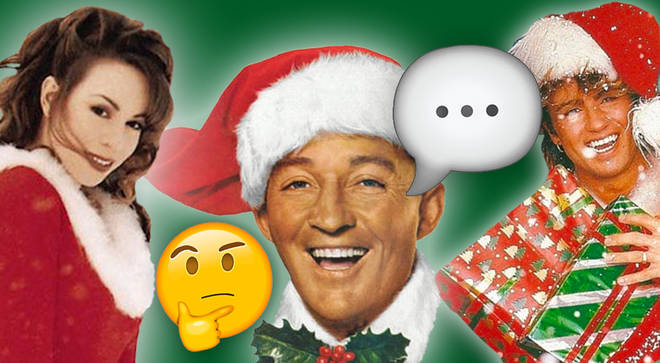 Can you beat our Christmas lyrics quiz?