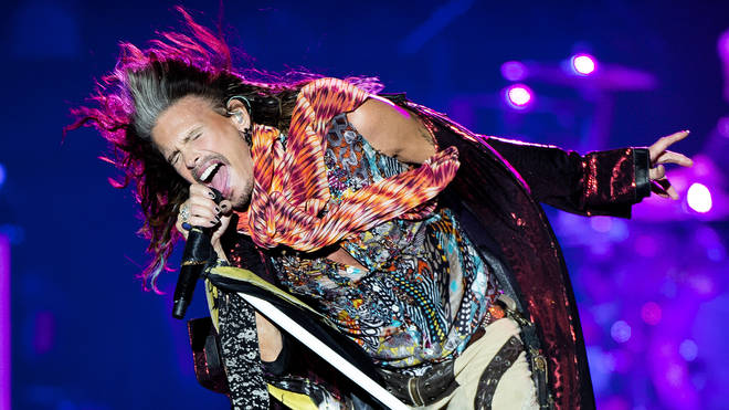 Aerosmith are touring the UK in 2020