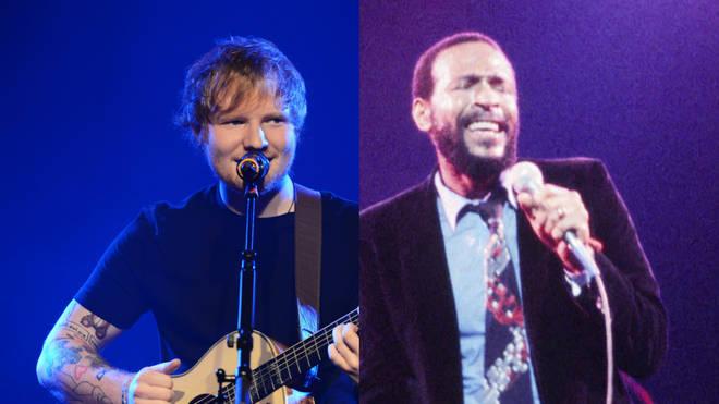 Ed Sheeran / Marvin Gaye