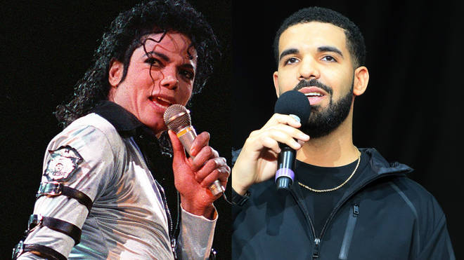 A previously unreleased Michael Jackson song features on Drake's new