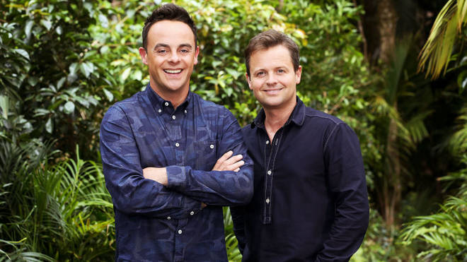 Ant & Dec on I'm a Celebrity