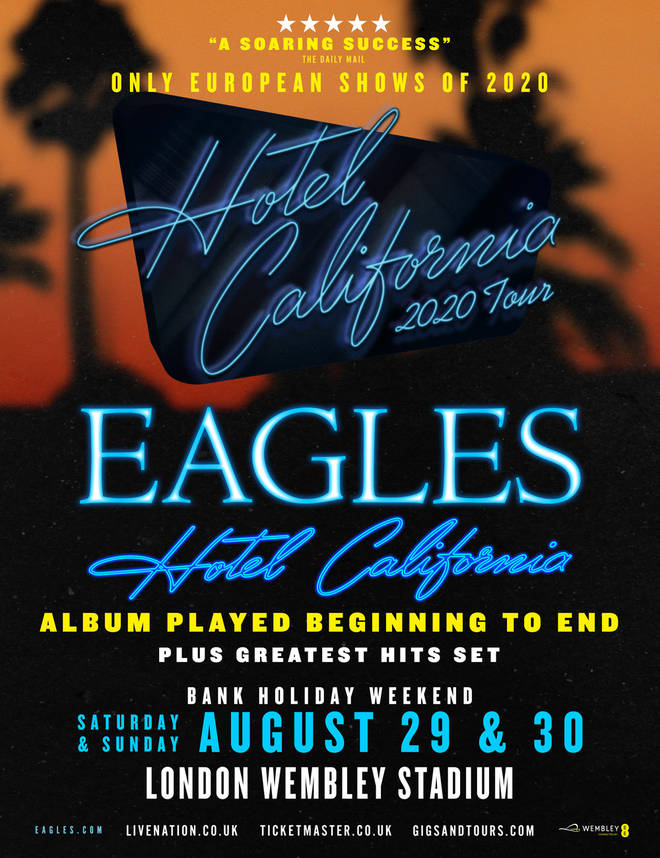 Eagles tour