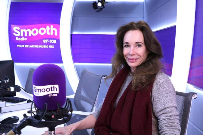 Mary Crosby at Smooth Radio
