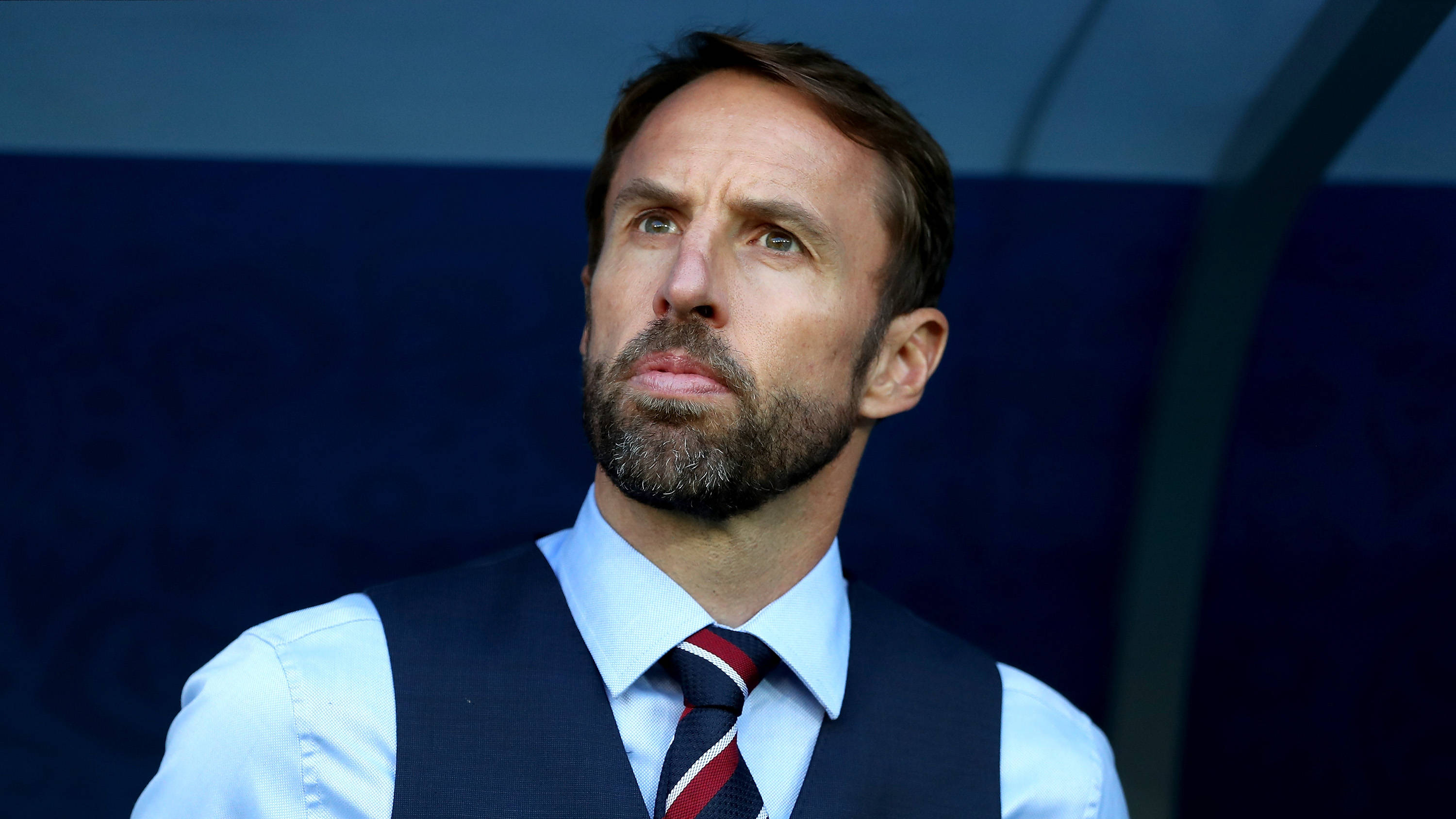 England Manager Gareth Southgate Dismisses Fashion Icon Role Smooth