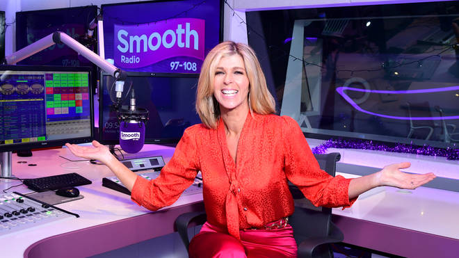 Kate Garraway is back on Smooth!