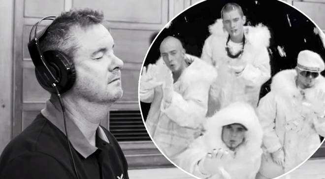 East 17's Tony Mortimer joins London choir to re-record 'Stay Another Day'