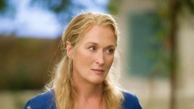 Meryl Streep in Mamma Mia