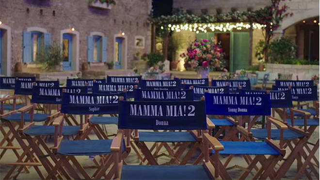 Mamma Mia 2 trailer still
