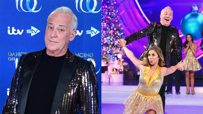 Michael Barrymore has quit Dancing on Ice