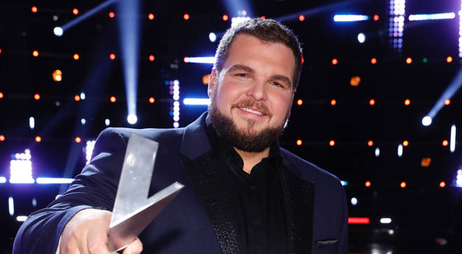 Jake Hoot crowned champion of The Voice US
