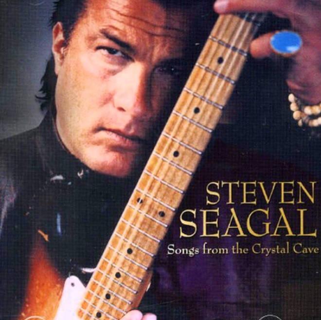 Steven Seagal album