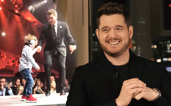 Michael Bublé gushes over his wife and three children in exclusive interview with Smooth Radio