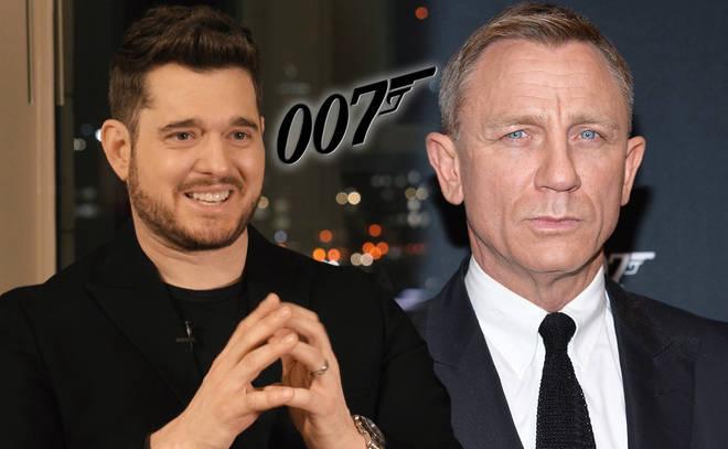 Could Michael Bublé sing future Bond theme? Singer reveals he's had 'conversation'