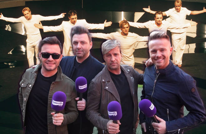 Westlife reflect on 20 years since their 1999 Christmas number one