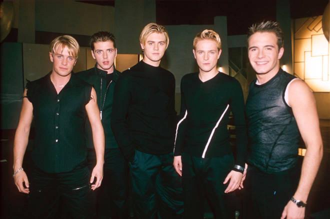 Westlife in 1999