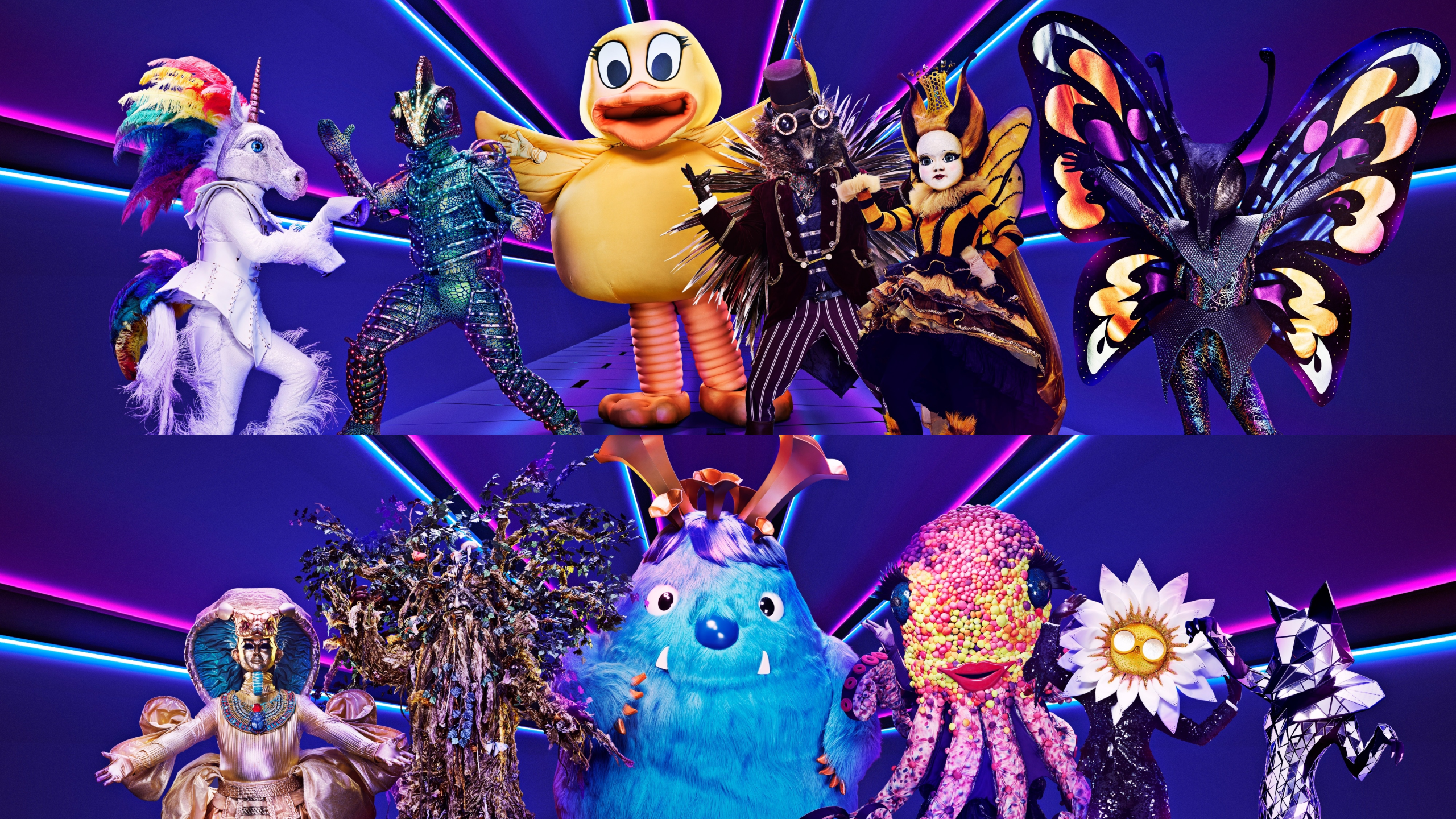 The Masked Singer: What is the new bonkers celebrity ITV talent show? -  Smooth