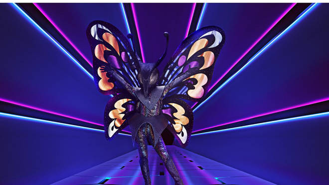 The Masked Singer Butterfly