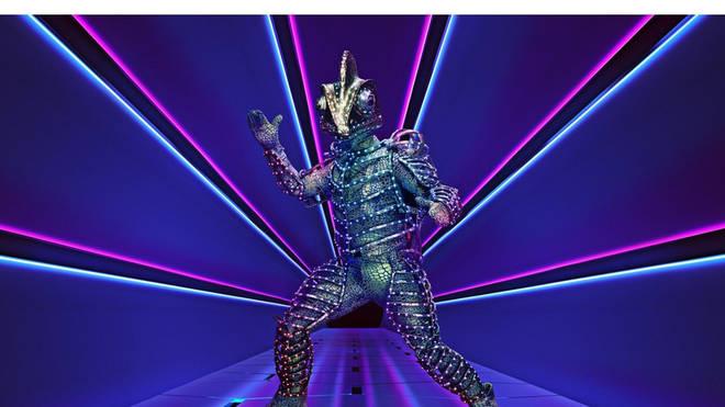 The Masked Singer Chameleon