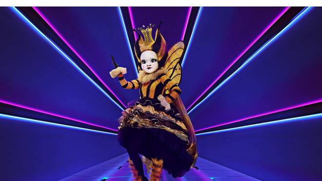 The Masked Singer Queen Bee