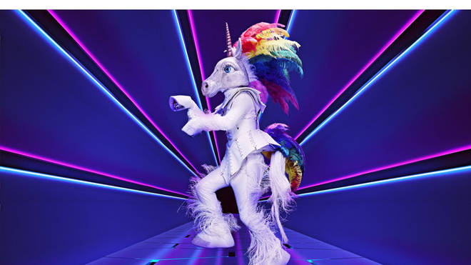 The Masked Singer Unicorn