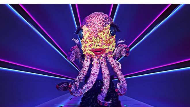 The Masked Singer Octopus