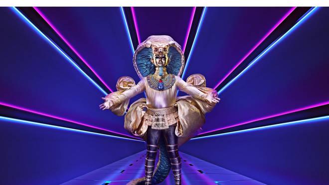 The Masked Singer Pharaoh