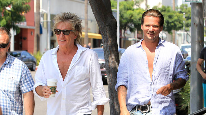 Rod and Sean Stewart