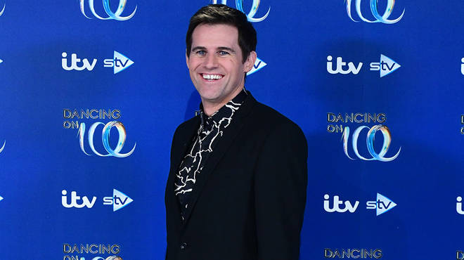 Kevin Kilbane is competing on Dancing On Ice 2020