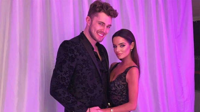 Maura Higgins and boyfriend Curtis Pritchard have been dating since Love Island 2020