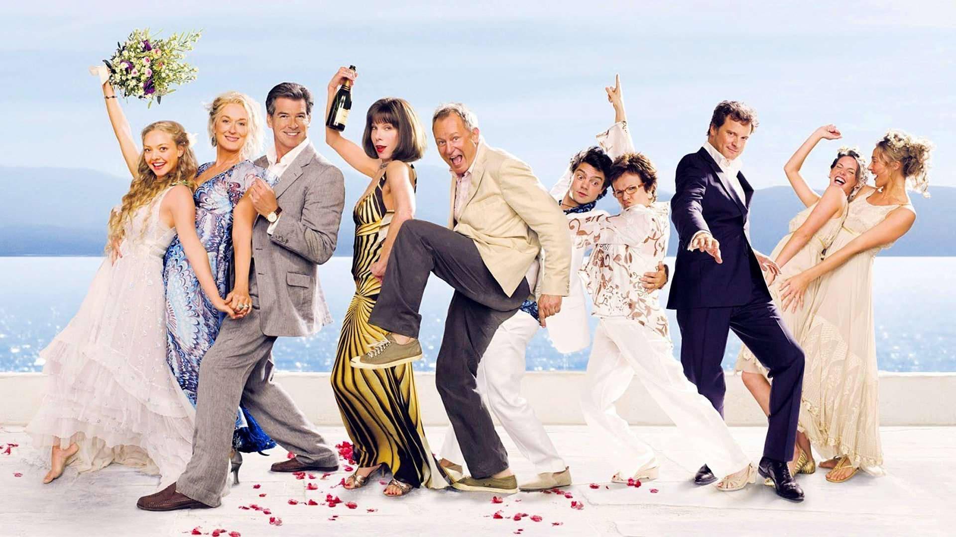 wedding not dating cast