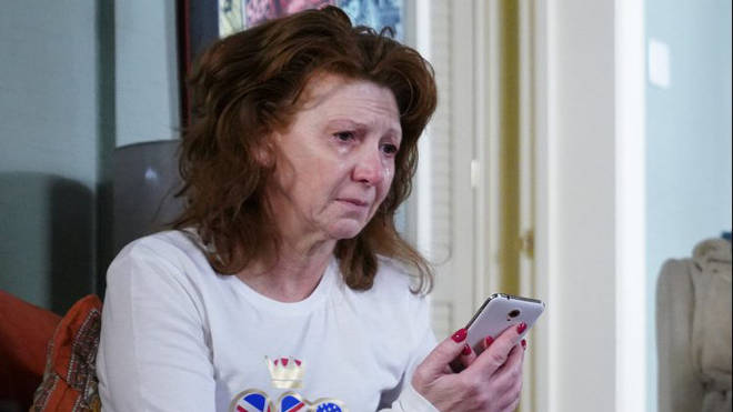 Bonnie Langford in Eastenders