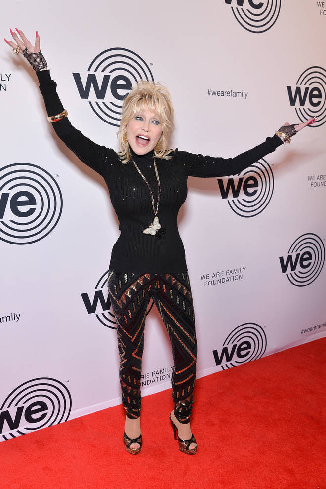 Dolly Parton opens up about her hidden tattoos