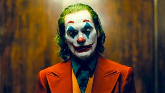 Joaquin Phoenix is up for Best Actor in Joker