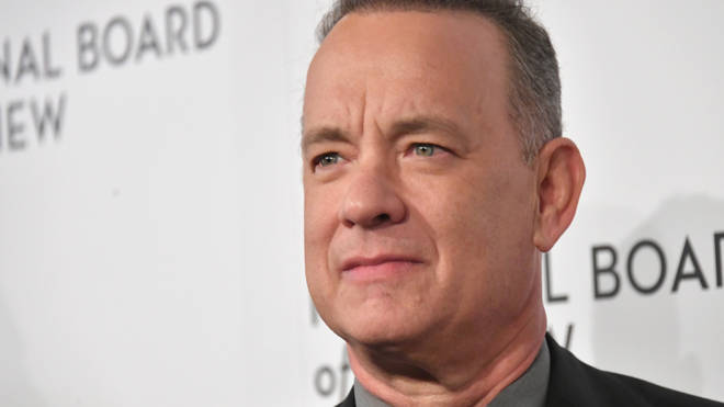 Tom Hanks receives his first Oscar nomination for 20 years