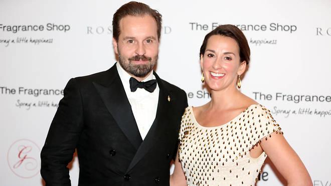 Alfie Boe is married to wife Sarah