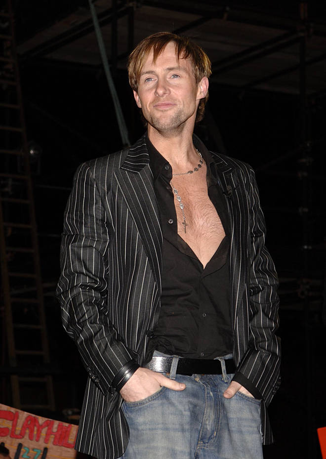 Ian 'H' Watkins leaves the Celebrity Big Brother house in 2007