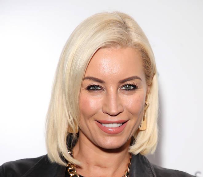 How old is Denise Van Outen?
