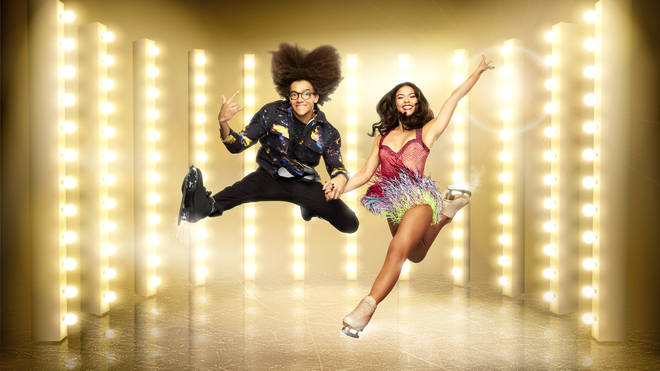 Dancing on Ice 2020: Perri Kiely and Vanessa Bauer