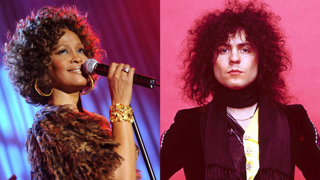 Whitney Houston and T Rex are inducted into the 2020 Rock & Roll Hall of Fame