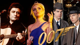 Johnny Cash, Blondie and Pet Shop Boys had Bond songs rejected