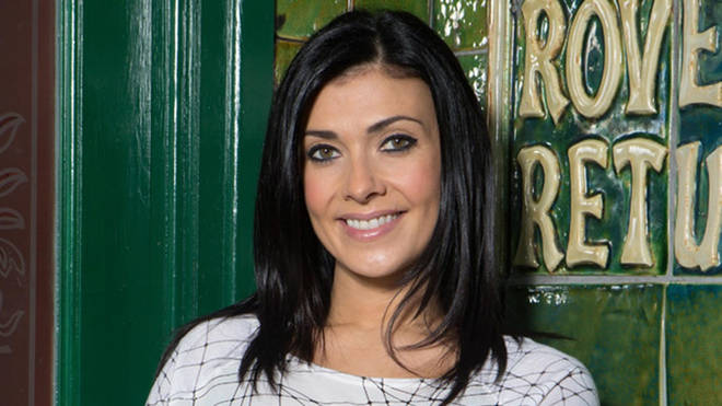 Kym Marsh in Corrie
