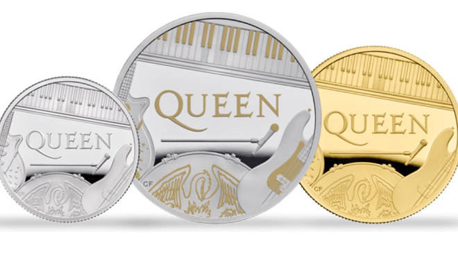 Queen receive their own official Royal Mint coin