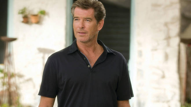 Pierce Brosnan in Mamma Mia