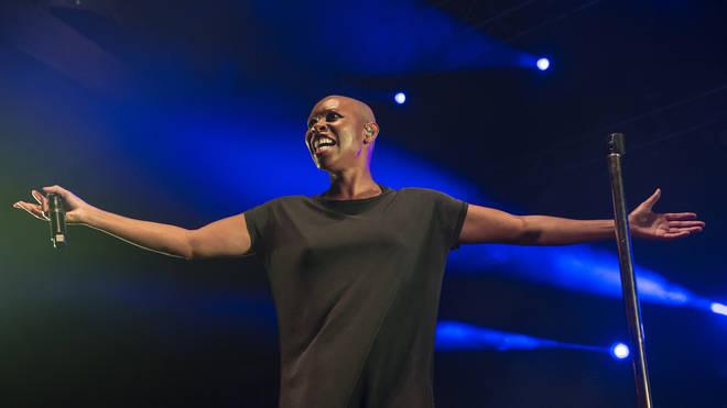 Skin performing in 2019