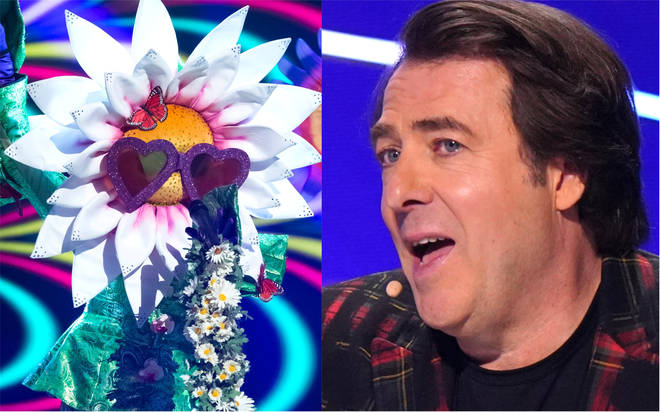 Jonathan Ross guessed Natalie Cole was under the mask on The Masked Singer