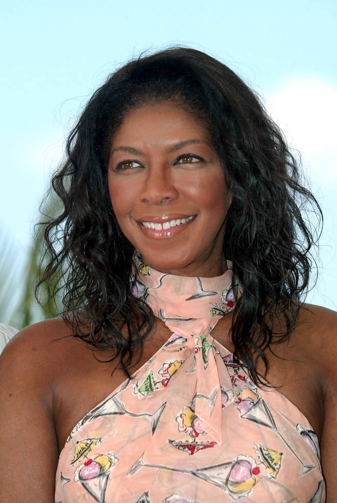 Natalie Cole in 2004