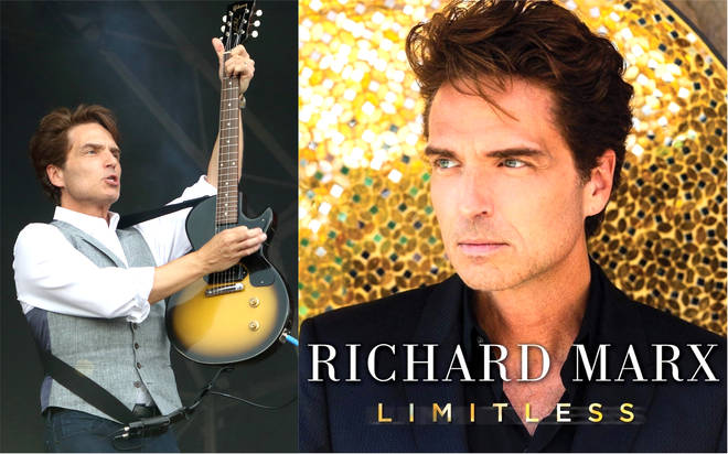 Richard Marx announces new 'Limitless' album and 2020 UK tour